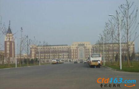 首座高等院校入驻唐山湾生态城